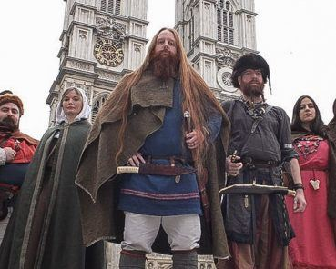 Spreading the News: Vikings Visit Westminster Ahead of Their Return to York
