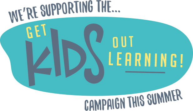Discover more about the Get Kids Out Learning Summer Campaign