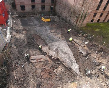 Hungate Excavation Open Day