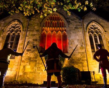 Viking Brothers Prepare for Anniversary of Invasion