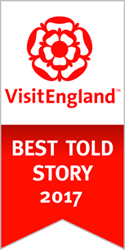 Visit England - Best Told Story 2017