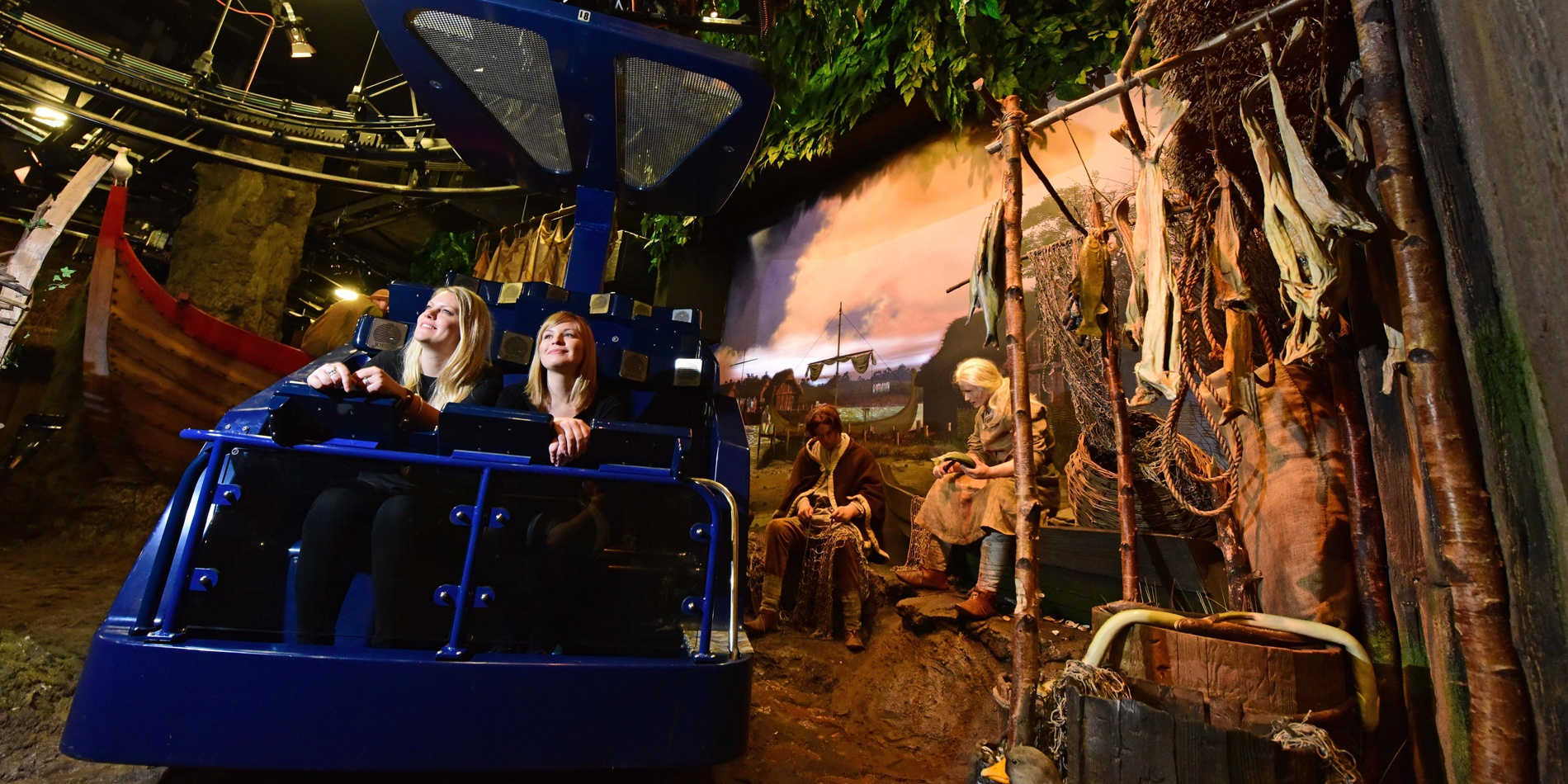 One Year On And Jorvik Shows That The Vikings Continue To