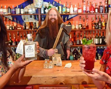 """""""It's quite Norse, that!"""" – Viking flavours create new taste for botanical gin"""