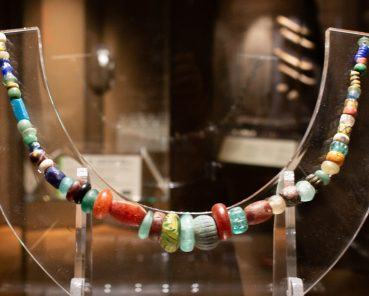 Magical relics join displays at JORVIK Viking Centre's celebration of Viking women