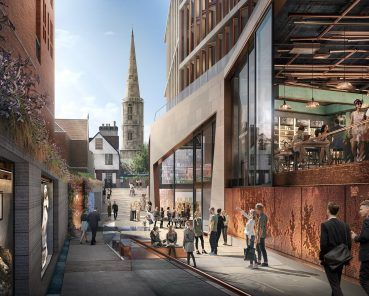 Major City Centre development plans launched – including a new world class Roman attraction