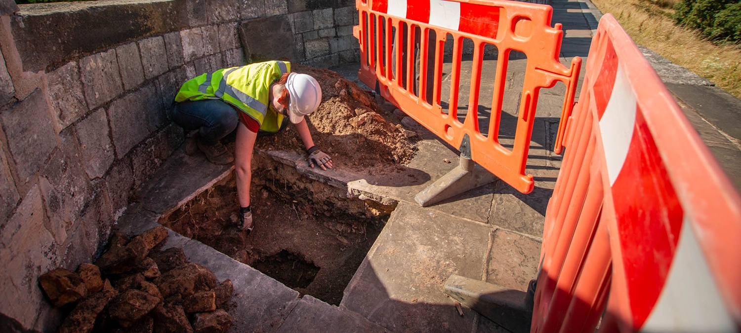 Summer Walking Tour – The Archaeology of York's City Walls