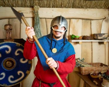 That JORVIK Viking Thing for Schools