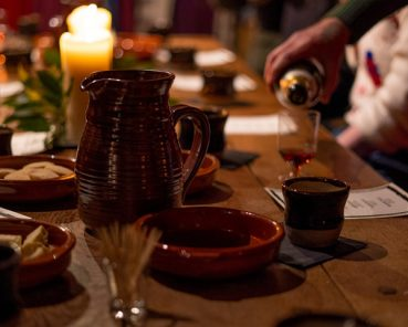 Festive Mead Tasting with the Award-Winning Lancashire Mead Company